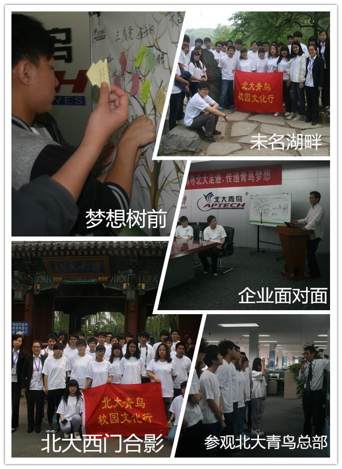 北大青鸟校园文化行(9)--北京景程网联